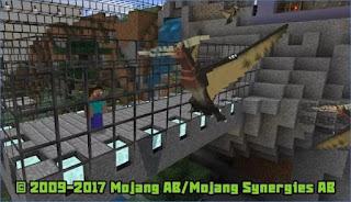 Game Jurassic Craft World Minecraft Apk