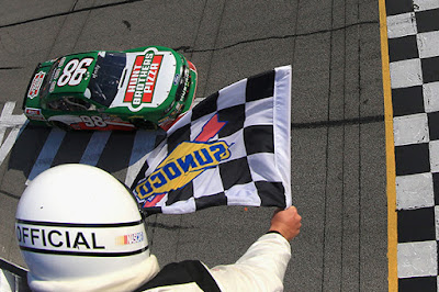 Happy Harvick Sweeps Atlanta - #NASCAR