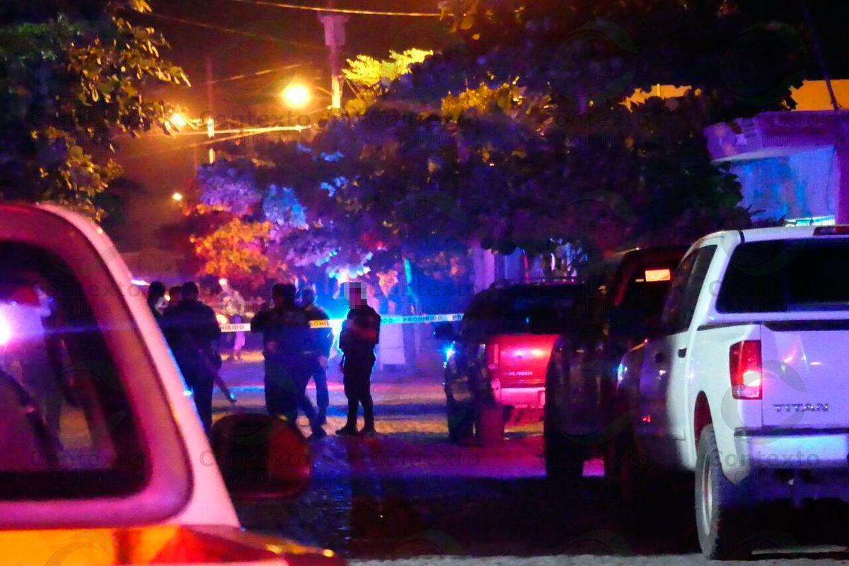 "Ejecutan a ""El Gabacho"" en Campeche de dos tiros"