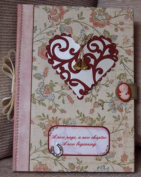 Whitch Craft Wedding Book Card