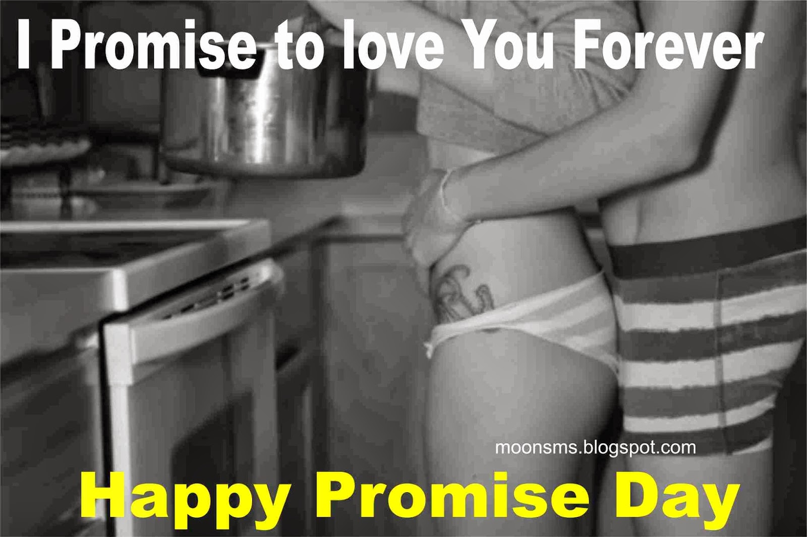Happy Promise Day SMS Messages Wishes Greetings cards wallpaper
