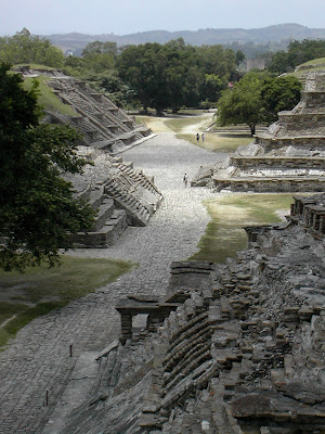 LIDAR survey reveals ancient playing fields in Mexico