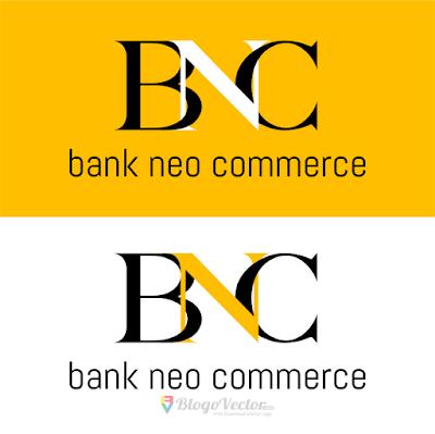 Bank Neo Commerce Logo Vector