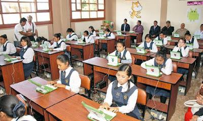 141 colegios de Puno tendrán Jornada Escolar Completa