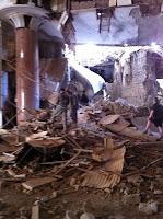 victory iran bomb base palace jbb came america through baghdad