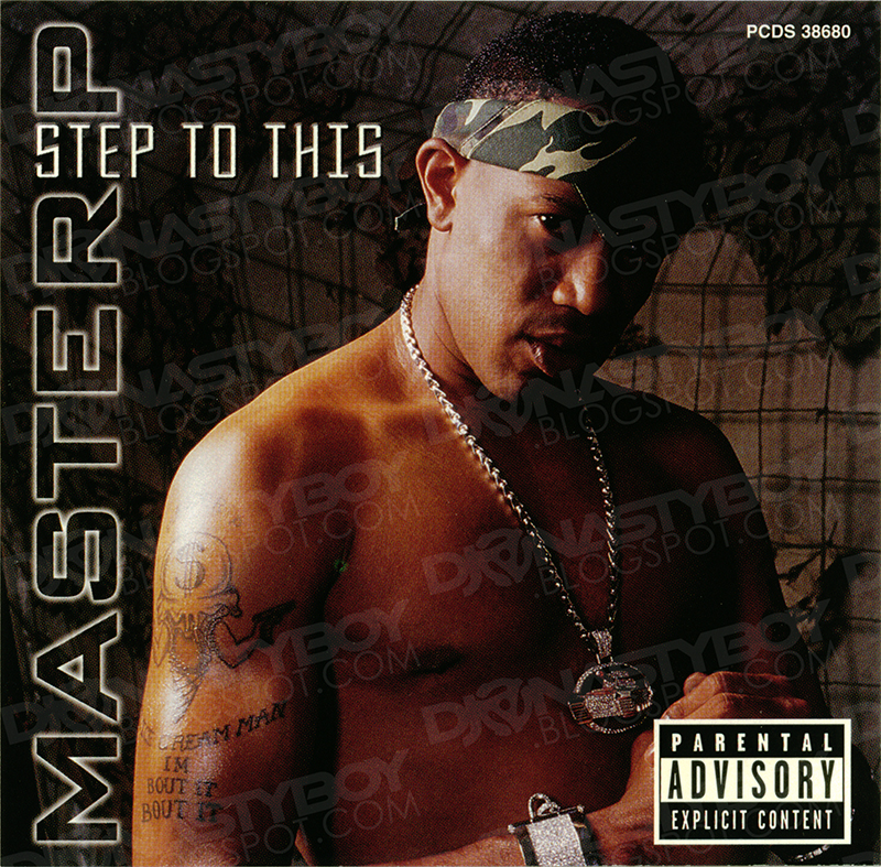 Promo, Import, Retail CD Singles & Albums: Master P - Step To This