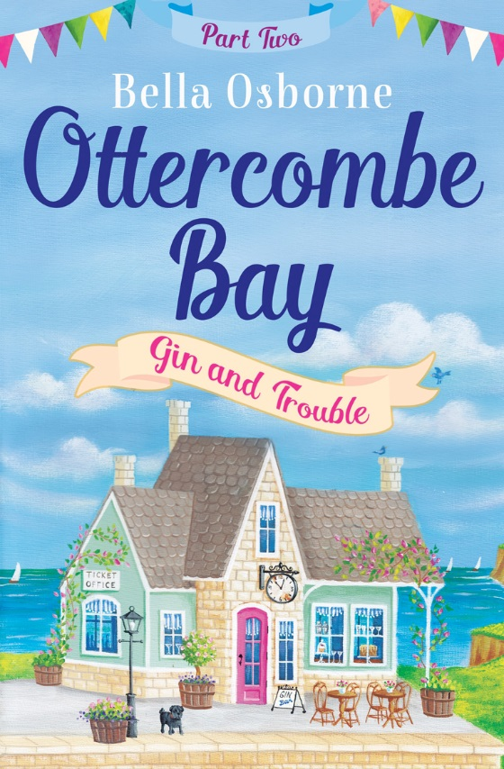OTTERCOMBE BAY GIN AND TROUBLE