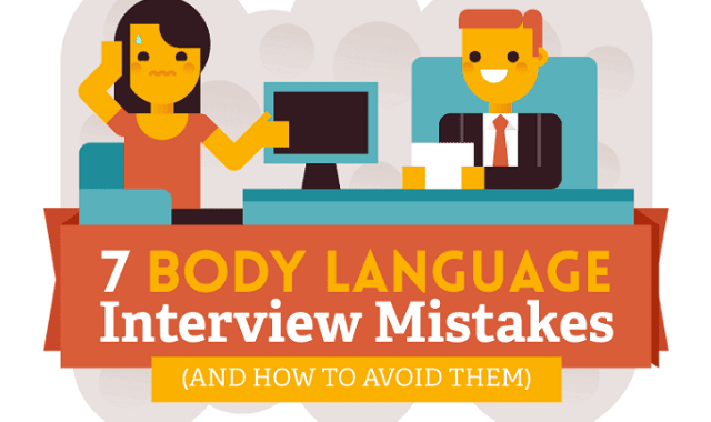7 Body Language Interview Mistakes (and How to Avoid Them)