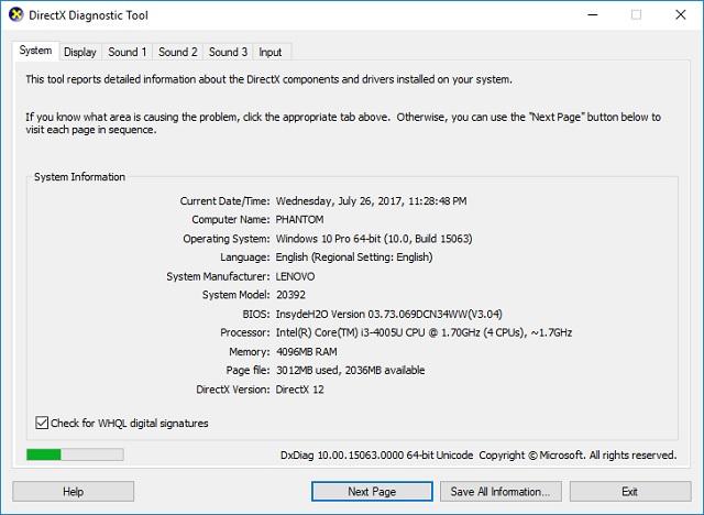 Cara mengetahui spesifikasi PC/Laptop tanpa bongkar 3