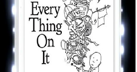 Rabbit Ears Book Blog Book Review Every Thing On It By