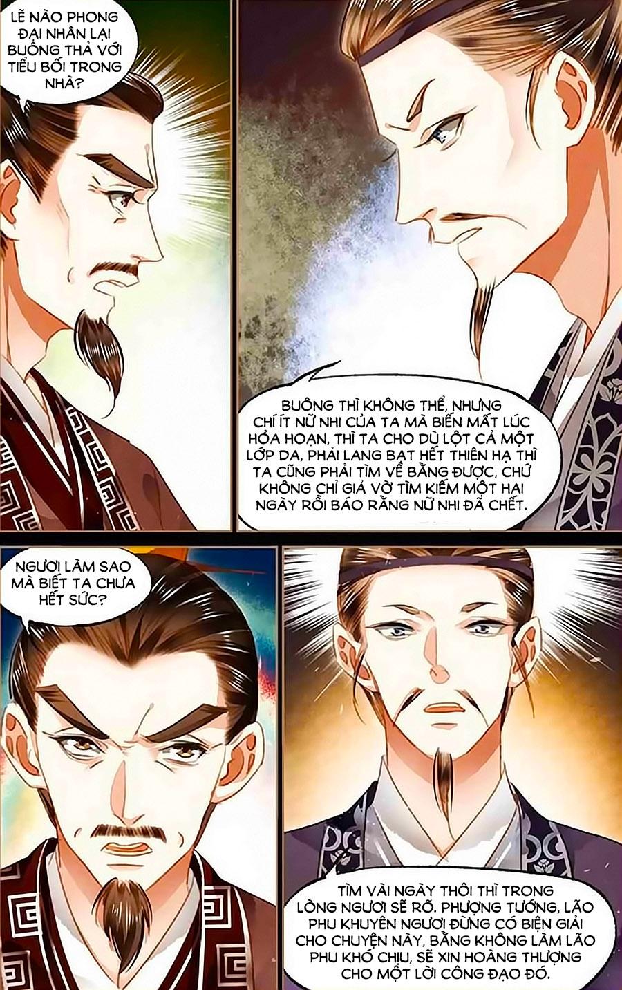 Thần Y Đích Nữ chap 89 - Trang 3