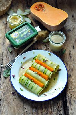 Mes cannellonis aux légumes