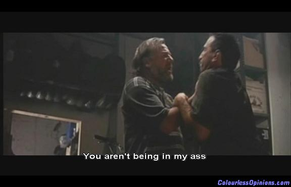 The Departed bootleg pirated gay subtitles