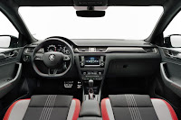 Skoda Rapid (2017) Dashboard