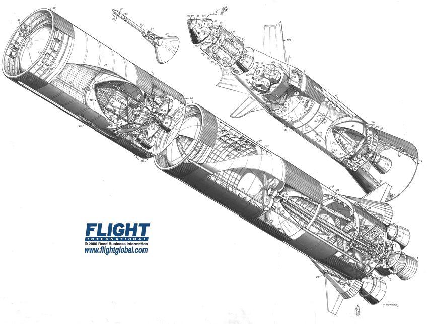 apollo spacecraft cutaway - photo #17
