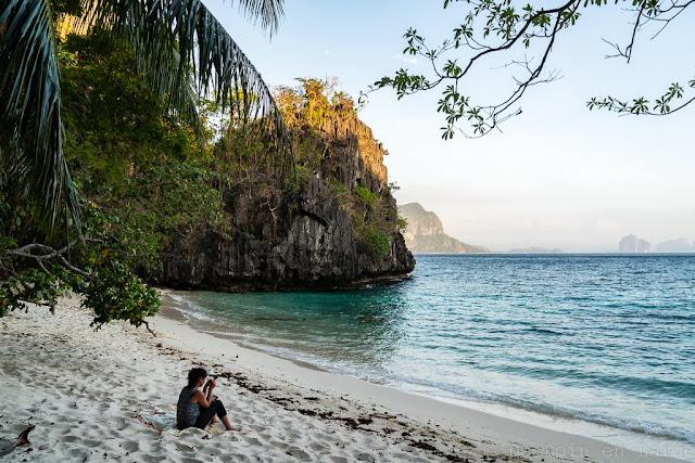 Serenity-beach-Cadlao-Island-Archipel-de-Bacuit-Palawan-Philippines