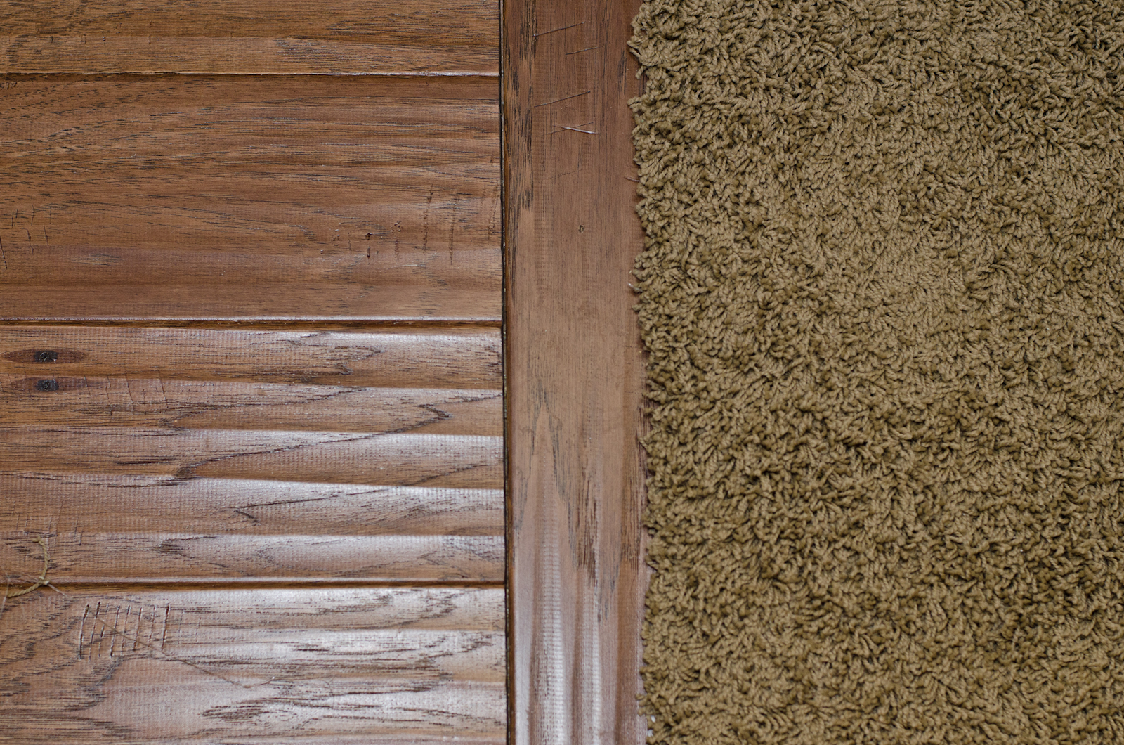 Wood Floor To Carpet Transition - Carpet Vidalondon