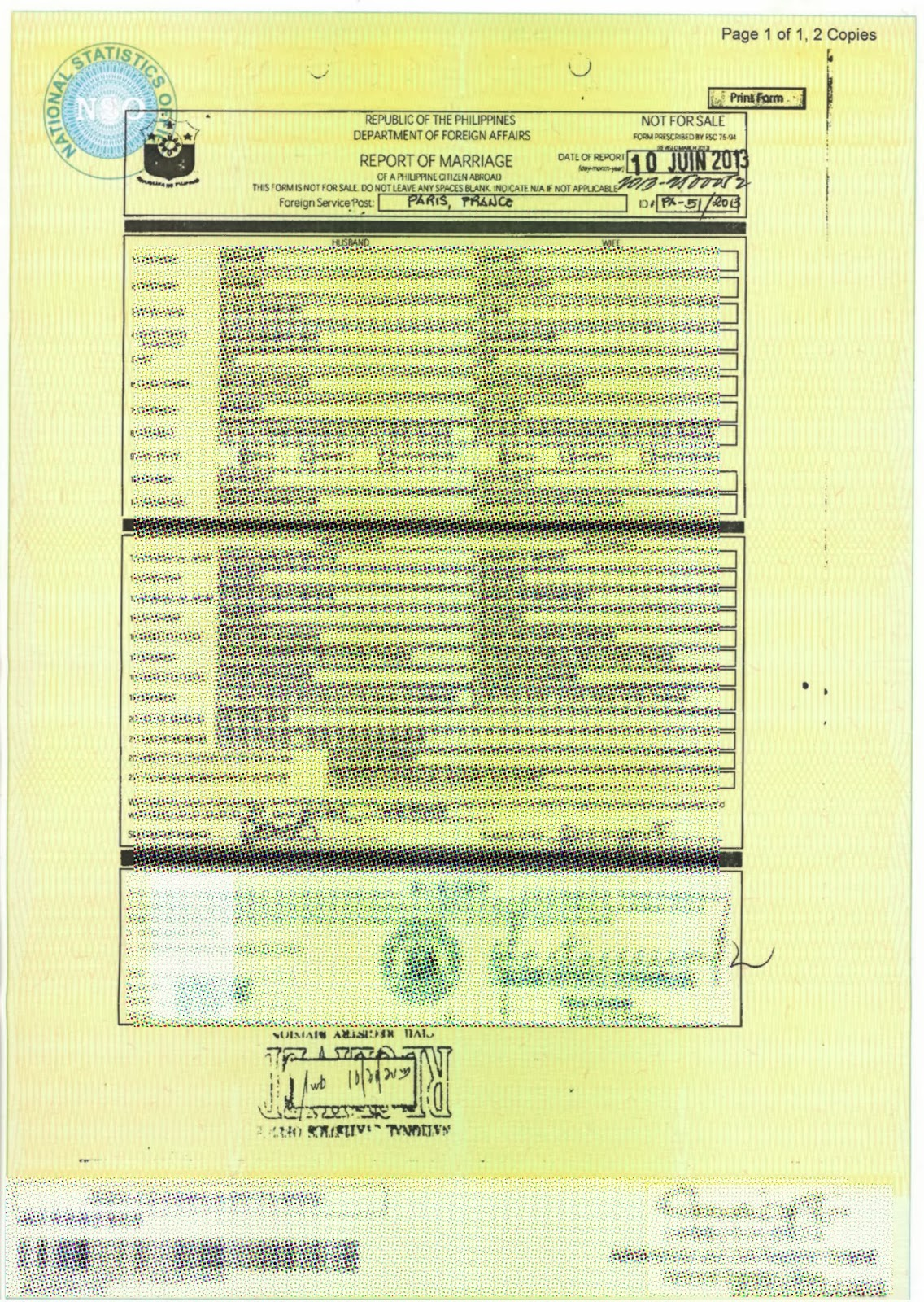 Nso birth certificate records philippines best design 25 nso birth certificate aiddatafo Gallery