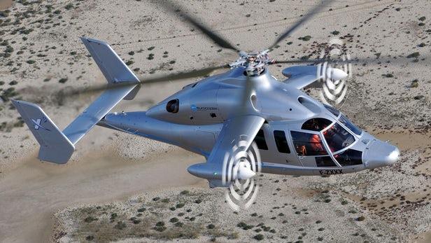 Airbus Racer претендує на розвідника армії США