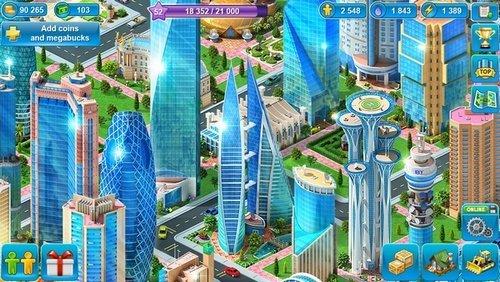 Game Megapolis