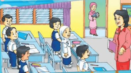 Puisi Anak Tk Ibu Guru Dan Anggota Tubuh