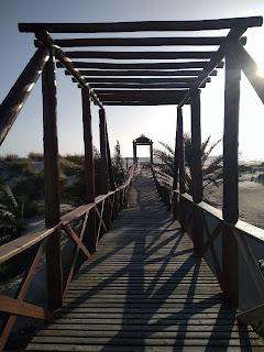 La playa Cortadura