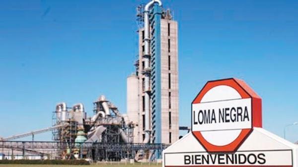 Loma Negra despide a 100 empleados y podría cerrar su planta en Benito Juárez