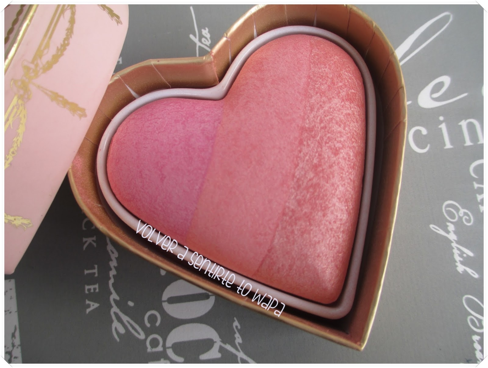 Sweethearts Candy Glow de Too Faced
