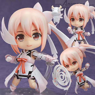 FIGURA YUKI YUNA Hero Edition NENDOROID Yuki Yuna is a Hero