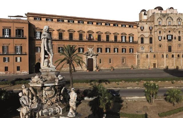 Palazzo dei Normanni em Palermo
