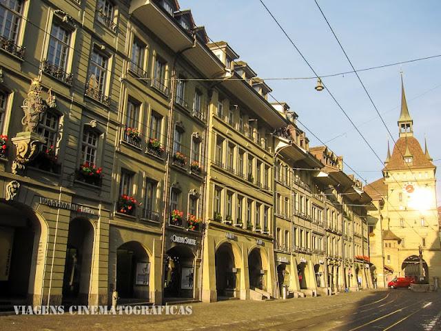 Suiça Onde Ficar: Berna