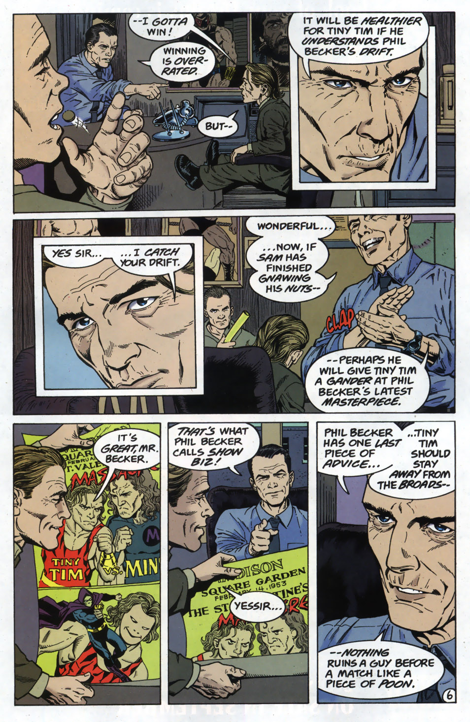 Read online American Century comic -  Issue #26 - 6