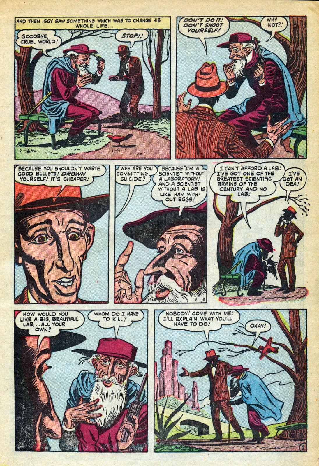 Suspense issue 29 - Page 18