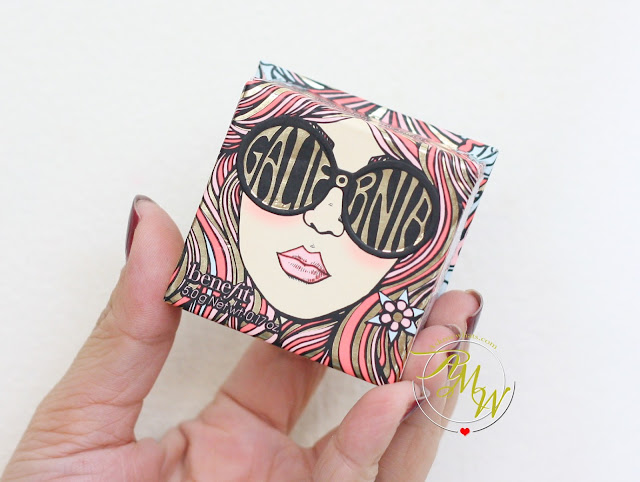 a photo of Benefit GALifornia Box O' Powder Review.