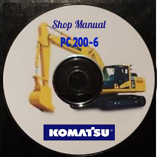 Shop Manual pc200-6 pc200lc-6 pc210lc-6 220lc-6 pc250lc-6