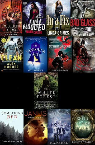 2012 Debut Author Challenge Cover Wars - September 2012 Winner