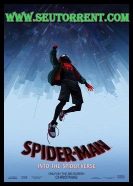Homem Aranha: No Aranhaverso Torrent 720p | 1080p Dual Áudio (2019)