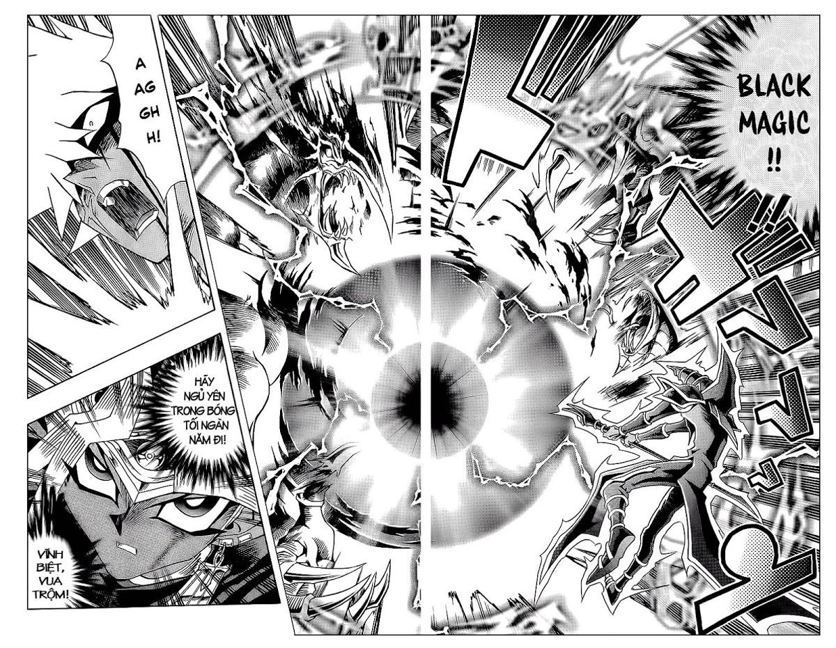 YUGI-OH! chap 318 - cùng nhau chống lại bóng tối trang 20
