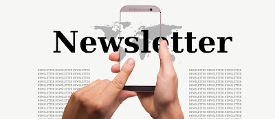 Email newsletters
