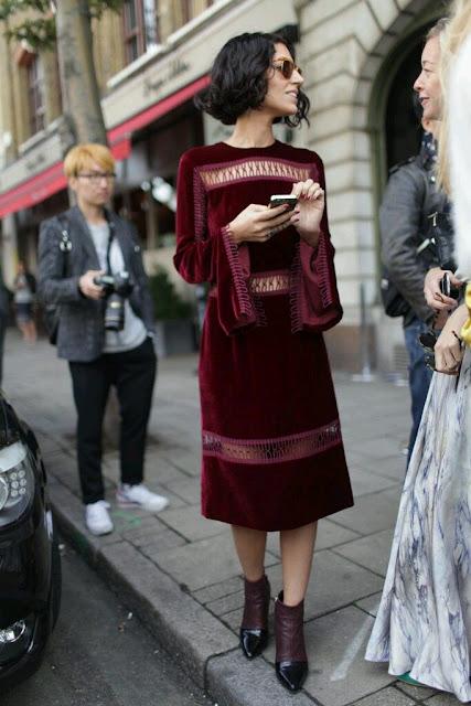 fashion, fashion inspiration, inspiracje, inspiracje modowe, jesienne must have, jesień, porady stylisty, street style, trendy, modne trendy, must have, aksamit, aksamitna sukienka