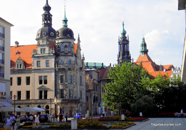 Centro Histórico de Dresden (Altstadt)