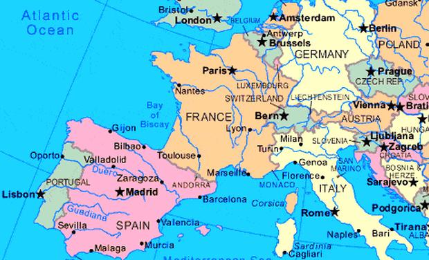 Negara Perancis adalah salah satu negara di Eropa yang cukup terkenal Letak Astronomis, Geografis dan Geologis Negara Perancis serta Keuntungannya