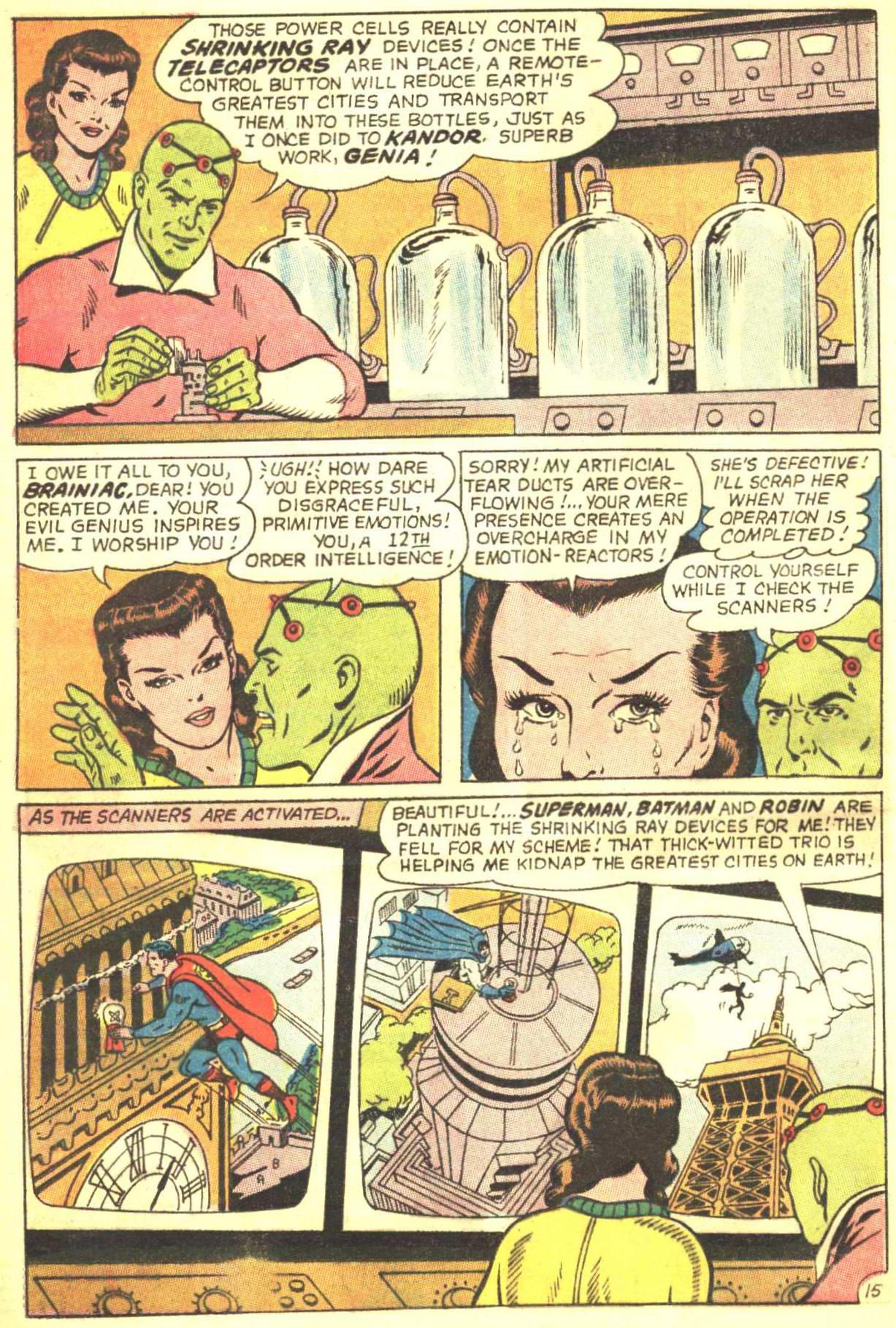 Read online World's Finest Comics comic -  Issue #164 - 20