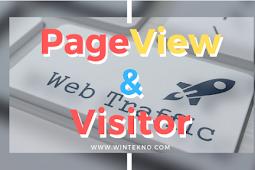 Perbedaan Pageview Dan Visitor Pada Blog Yang Perlu Diketahui