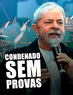 """A acusação e as """"provas"""" contra Lula"""