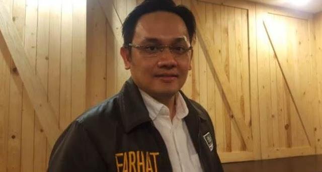 "Serangan Farhat Abbas buat Grace Natalie Bikin Keruh Jokowi, ""PSI Jangan Ngaku Jubir"""