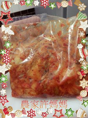 好吃的過份韓式泡菜炒飯-用農家許媽媽韓國泡菜炒飯好吃呦-1
