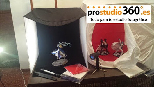 Mechanical Japan: ¡Sorteo de dos Light Box gracias a Prostudio360.es!