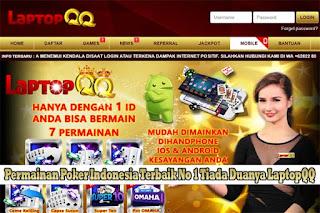 Permainan Poker Indonesia Terbaik No 1 Tiada Duanya LaptopQQ
