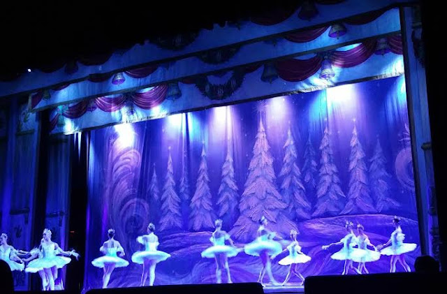 Christmas, Holidays, ballet